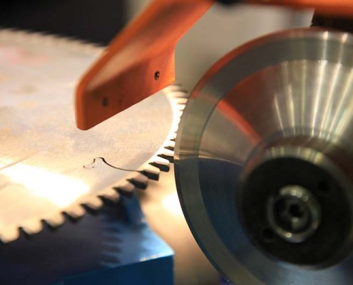 Tool and Saw sharpening service from Spindex Tools