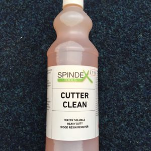 Spindex Tools Cutter Clean Resin Remover