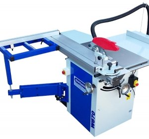 "W670 12"" Panel Saw with Sliding Beam"