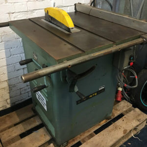 Startrite TA275 Tilting Arbor Table Saw - 3 Phase
