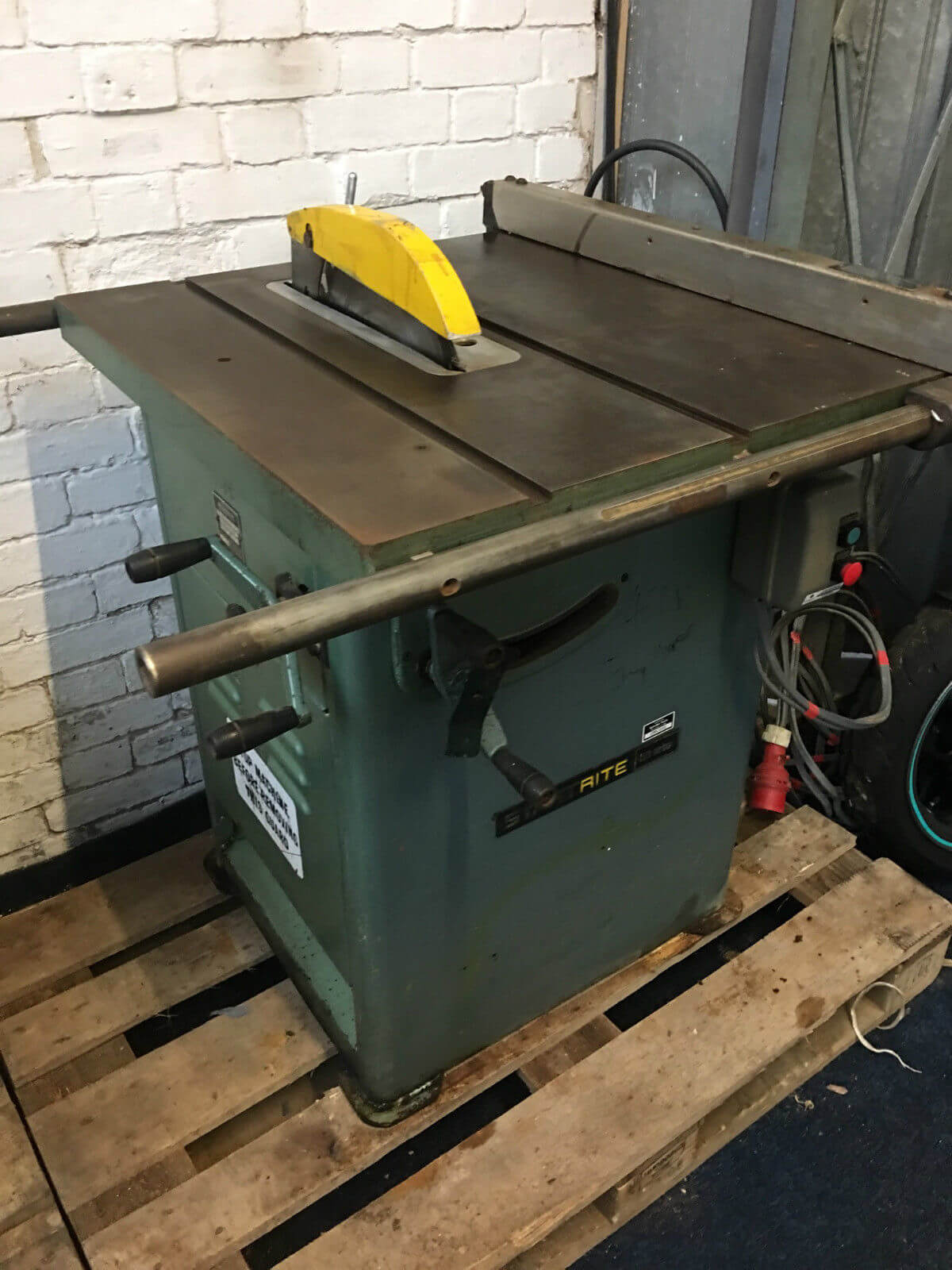 Startrite Ta275 Tilting Arbor Table Saw Spindex Tools Ltd