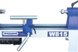 Charnwood W815 Mini Woodturning Lathe,