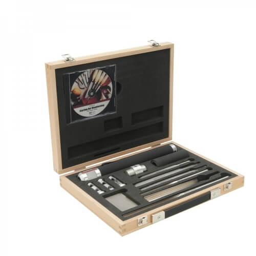Robert Sorby Sovereign 6 Piece Turning Tool Set